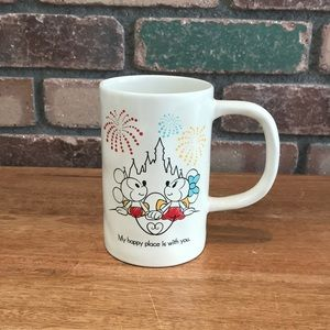 Mickey And Minnie Mug
